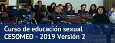 Curso de Educación Sexual online Medicina (Versión 2)