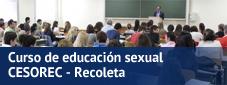 Curso de Educación Sexual ONLINE de Auto Aprendizaje (RECOLETA)