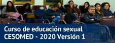 Curso de Educación Sexual online Medicina 2020 (versión 1)