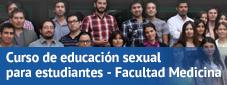 Curso de Educación Sexual online Medicina